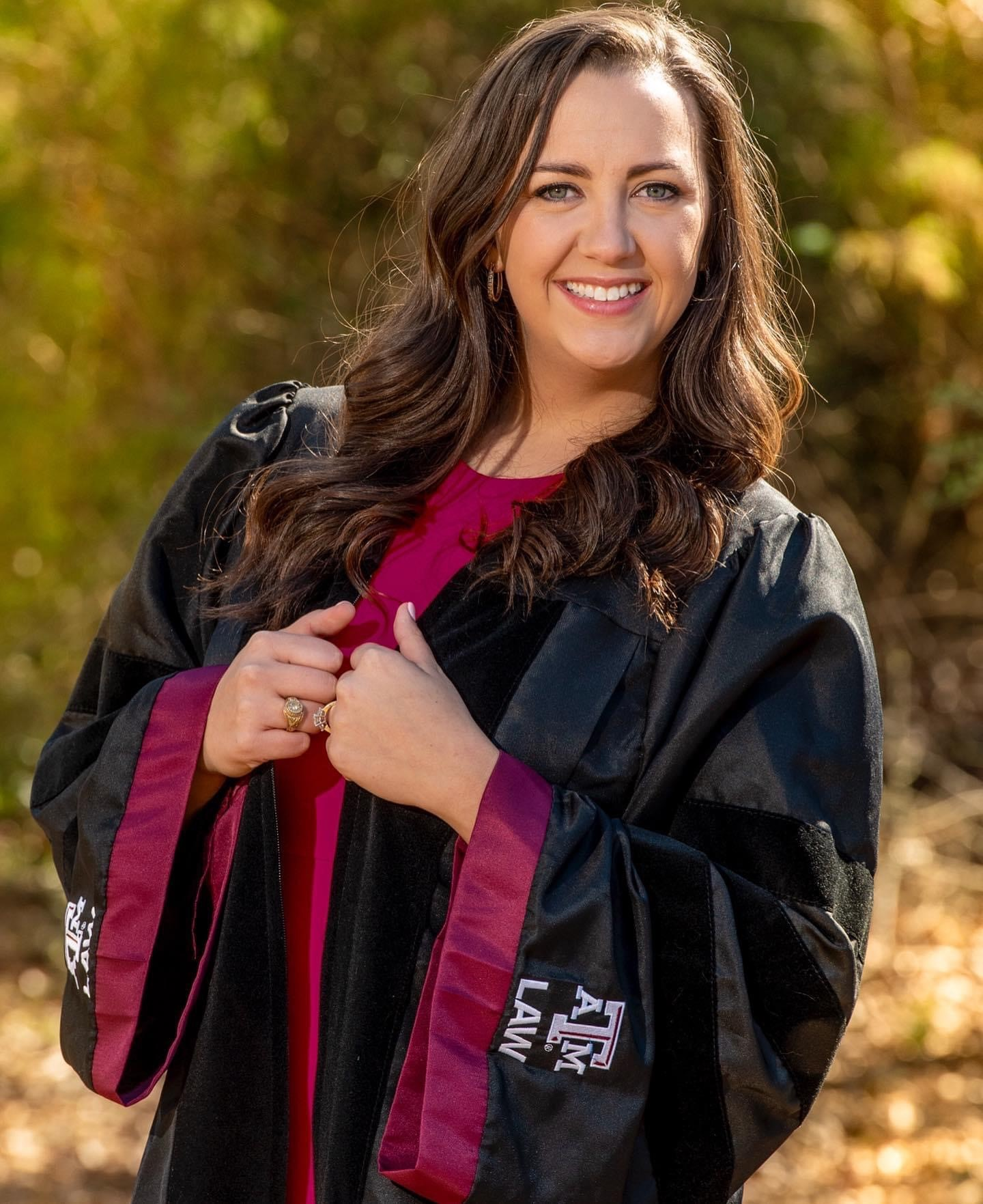 Ashley Saenz passed the Texas State Bar!