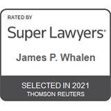 James P. Whalen - Super Lawers 2021